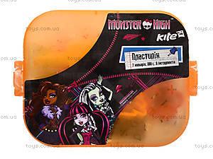 Пластилин для детей Monster High, , купить