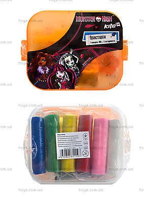 Пластилин для детей Monster High,