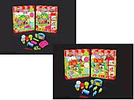 Пластилин для лепки, набор в коробке, 92079208, игрушки