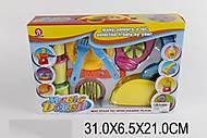 Пластилин для лепки с аксессуарами в наборе, 326C, купить