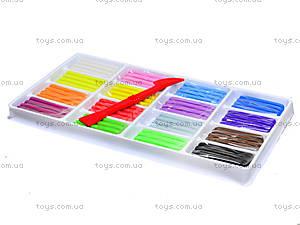Пластилин со стеком «Мягкий», 16 цветов, 540279, отзывы