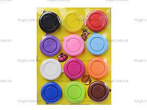 Набор для лепки из пластилина, 12 штук, QN21002, купить