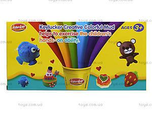 Набор пластилина, 4 цвета, KA7026, отзывы