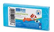 Пластилин плавающий Becks Plastilin 65 г синий, B102375, фото