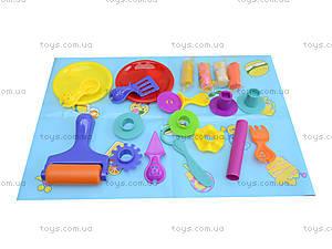 Пластилин с набором для лепки «Фантазер», KA3040, toys.com.ua