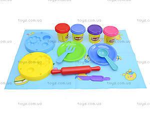 Пластилин с набором для лепки Tasty Donuts, KA3008B, игрушки