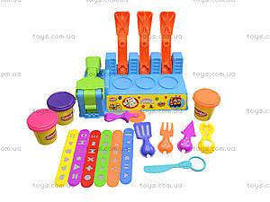 Пластилин для лепки с инструментами «Штампы», KA5017, купить