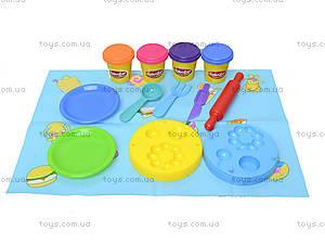 Пластилин с набором для лепки Cute little cake, KA3010AB, отзывы