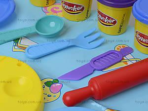 Пластилин с набором для лепки Cute little cake, KA3010AB, игрушки