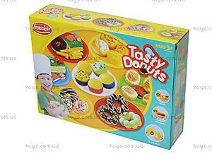 Пластилин с набором для лепки Cute little cake, KA3010AB, детские игрушки