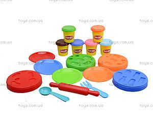 Пластилин с набором для лепки «Суши-мастер», KA2006, купить