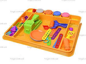 Творческий набор для лепки, пластилин, KA2019N, игрушки