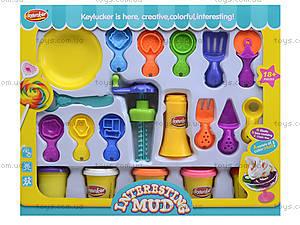 Детский пластилин с инструментами для лепки, KA2019T, купить