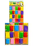 Пластилин - Суперлегкий на планшетке, D001, отзывы