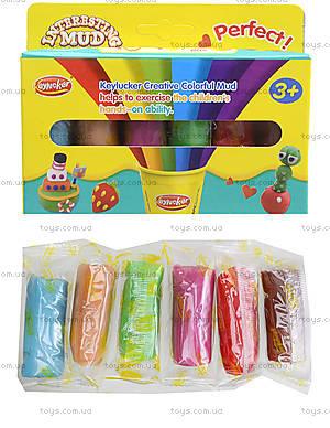 Разноцветный пластилин для детей, KA7023