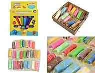 Набор пластилина для лепки, KA7021, детские игрушки