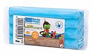 Пластилин восковой Becks Plastilin 250г синий, B100088, отзывы