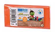 Пластилин восковой Becks Plastilin 86 г оранжевый, B102344, купить