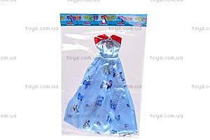 Платья для кукол, 2204-31, игрушки