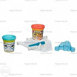 Пластилин Play-Doh «Герои Звездные войны», B0595, купить