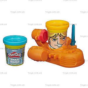 Пластилин Play-Doh «Герои Звездные войны», B0595, фото