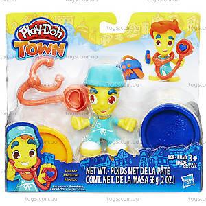 Игровой набор Play-Doh «Фигурки», B5960, фото