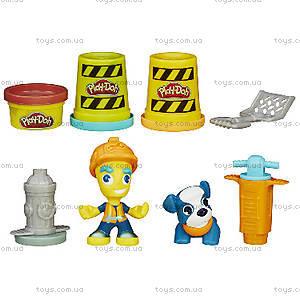 Игровой набор Play-Doh «Житель и питомец», B3411, фото