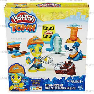Игровой набор Play-Doh «Житель и питомец», B3411, цена