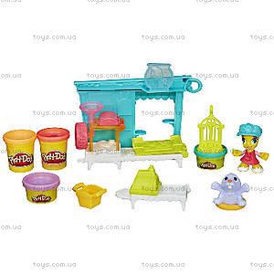 Игровой набор Play-Doh «Магазинчик домашних питомцев», B3418, купить