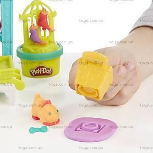 Игровой набор Play-Doh «Магазинчик домашних питомцев», B3418, фото