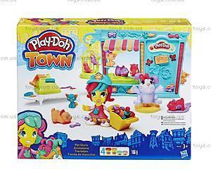 Игровой набор Play-Doh «Магазинчик домашних питомцев», B3418