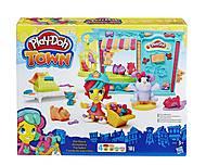 Игровой набор Play-Doh «Магазинчик домашних питомцев», B3418, отзывы
