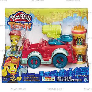 Игровой набор Play-Doh «Пожарная машина», B3416
