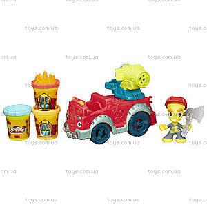 Игровой набор Play-Doh «Пожарная машина», B3416, цена