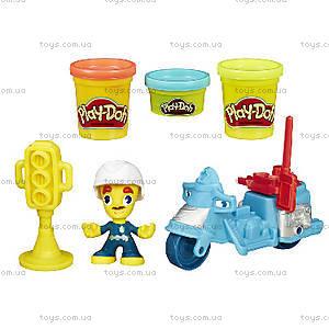 Игровой набор Play-Doh «Транспортные средства», B5959, купить