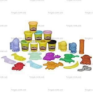 Набор игровой Play-Doh «Переполох Миньонов», B0498, купить