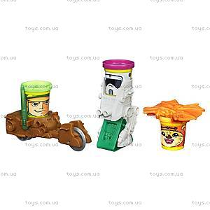 Пластилин Play-Doh «Транспортные средства героев Звездных войн», B0001, фото