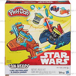 Пластилин Play-Doh «Транспортные средства героев Звездных войн», B0001