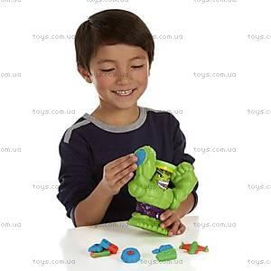 Игровой набор Play-Doh «Битва Халка», B0308, купить