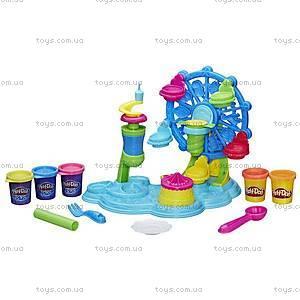 Игровой набор Play-Doh «Карнавал сладостей», B1855, купить
