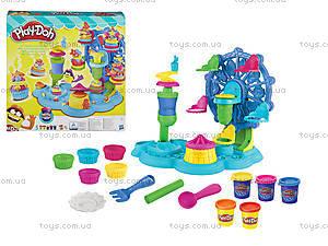 Игровой набор Play-Doh «Карнавал сладостей», B1855, фото