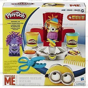 Игровой набор Play-Doh «Миньоны в парикмахерской», B0495