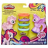 Игровой набор Play-Doh «Пони: Знаки Отличия», B0010, купить