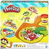 Игровой набор Play-Doh «Пицца», B1856, купить