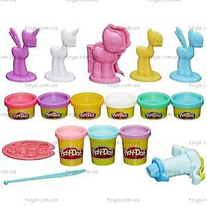 Игровой набор Play-Doh «Создай любимую Пони», B0009, купить