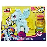 Игровой набор Play-Doh «Стильный салон Рэйнбоу Дэш», B0011, отзывы