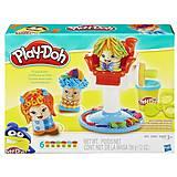 Игровой набор Play-Doh «Сумасшедшие прически», B1155