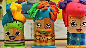 Игровой набор Play-Doh «Сумасшедшие прически», B1155, фото