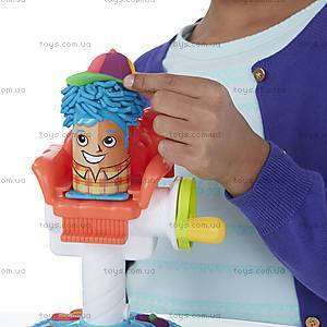 Игровой набор Play-Doh «Сумасшедшие прически», B1155, магазин игрушек