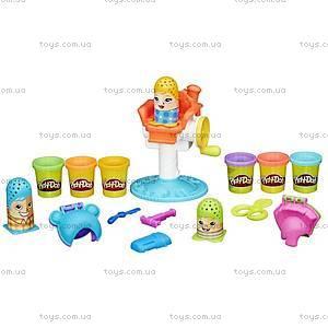 Игровой набор Play-Doh «Сумасшедшие прически», B1155, toys.com.ua